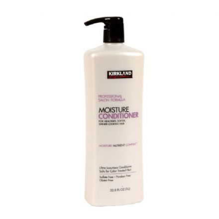 Kirkland Signature Professional Salon Formula Moisture Conditioner 1 Litre